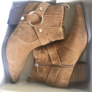 Mark Fisher Halie leather Ankle boot